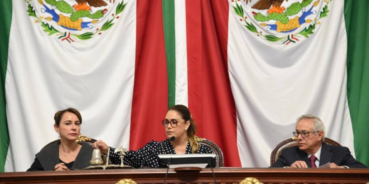 Congreso de CDMX inicia nuevo período ordinario de sesiones