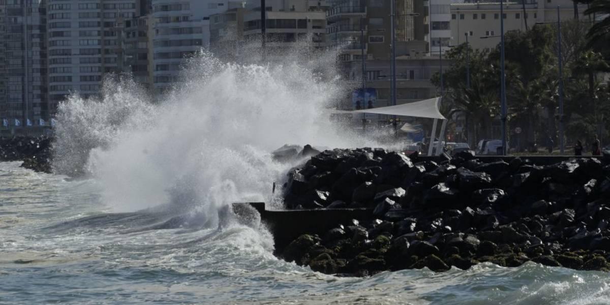 Atención, veraneantes: Alertan sobre marejadas durante la próxima semana