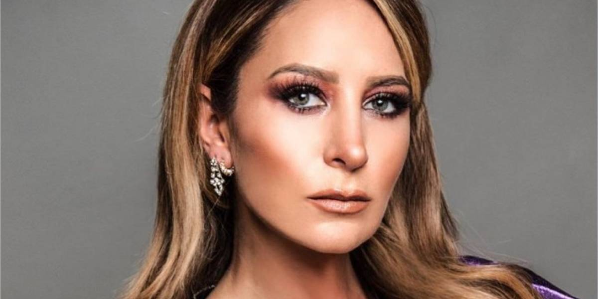 Geraldine Bazán soprende a sus seguidores con cambio de look