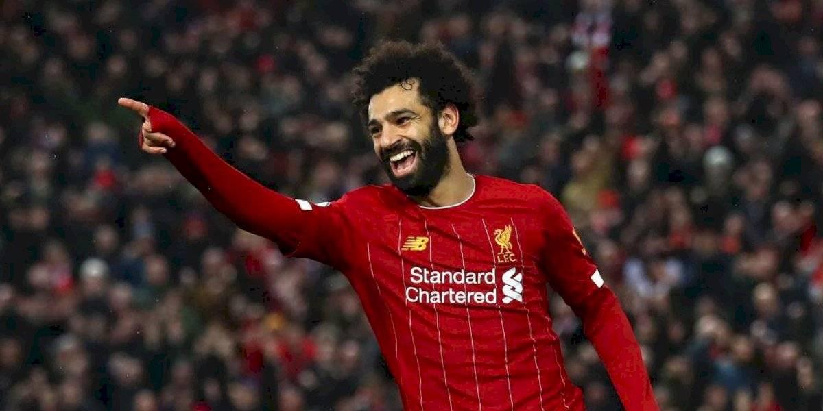 Sigue imparable: Liverpool goleó al Southampton y estira su ventaja en la cima de la Premier League