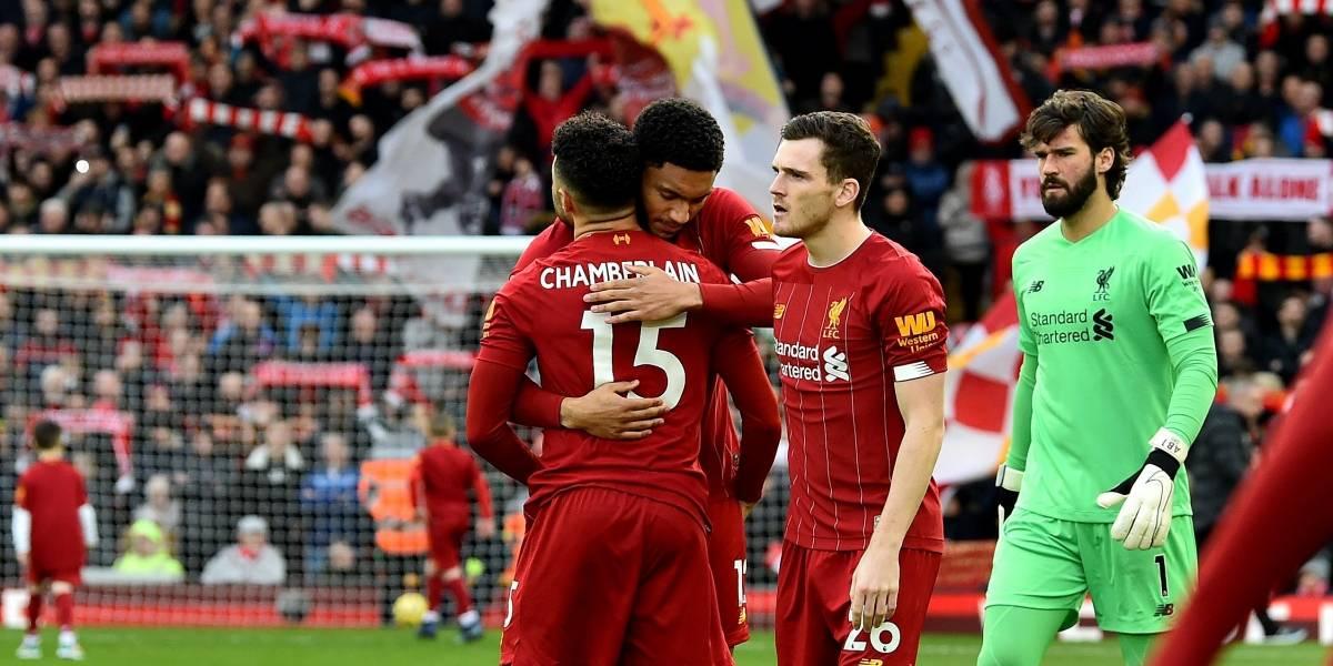 Liverpool vs Southampton: Este es el camino hacia el récord del Arsenal