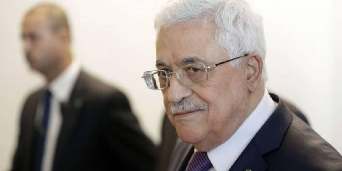 """Autoridad Palestina anuncia corte de """"todas las relaciones"""" con Israel y Estados Unidos"""