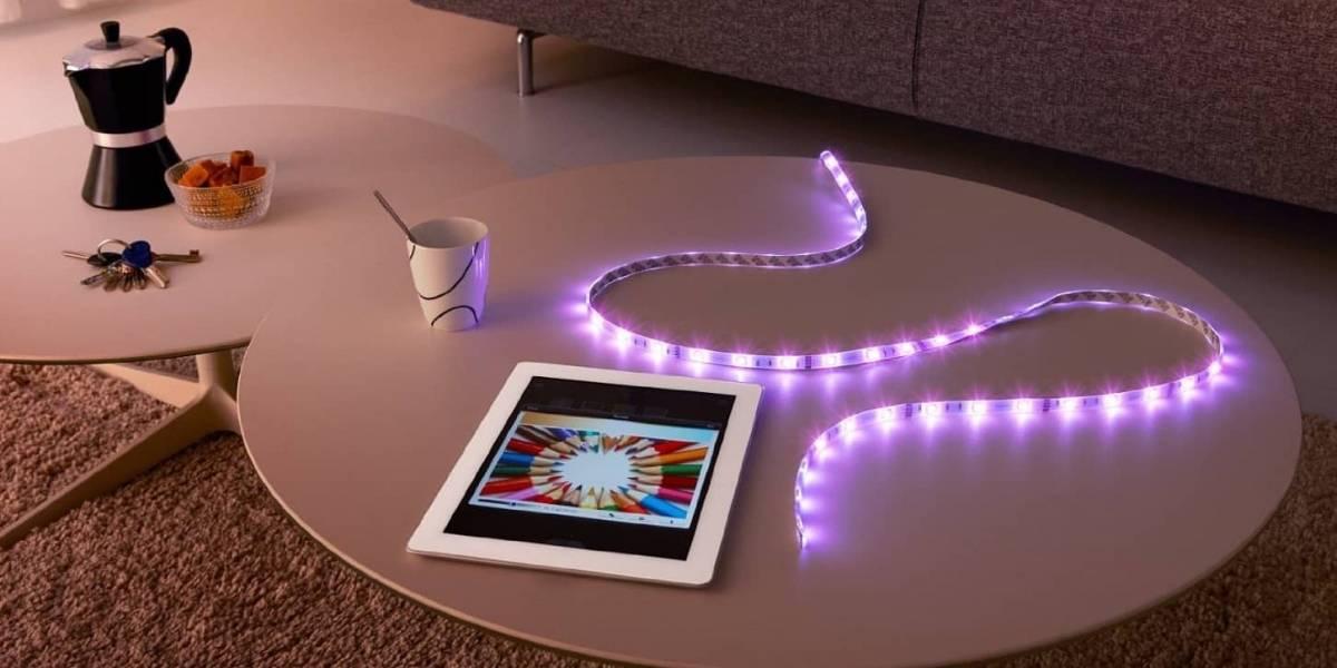 ¿RGB a otro nivel? Cintas inteligentes que iluminan cualquier rincón de tu casa