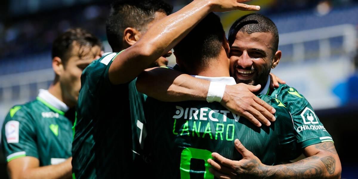 Santiago Wanderers derrotó a Universidad de Concepción y respira ante un rival directo en la tabla ponderada