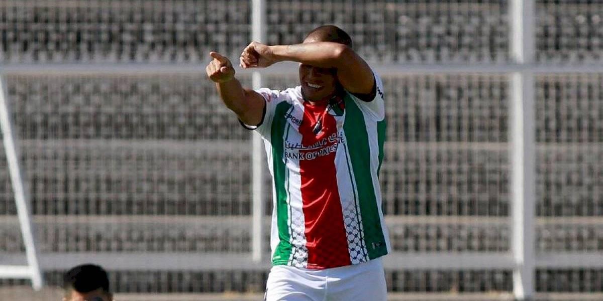 Palestino venció a Huachipato y consiguió su primera victoria en el Campeonato Nacional