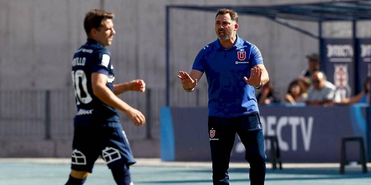 """Hernán Caputto y el triunfo sobre Curicó Unido: """"Creo que es importante encontrar la llave del gol de diferentes maneras"""""""