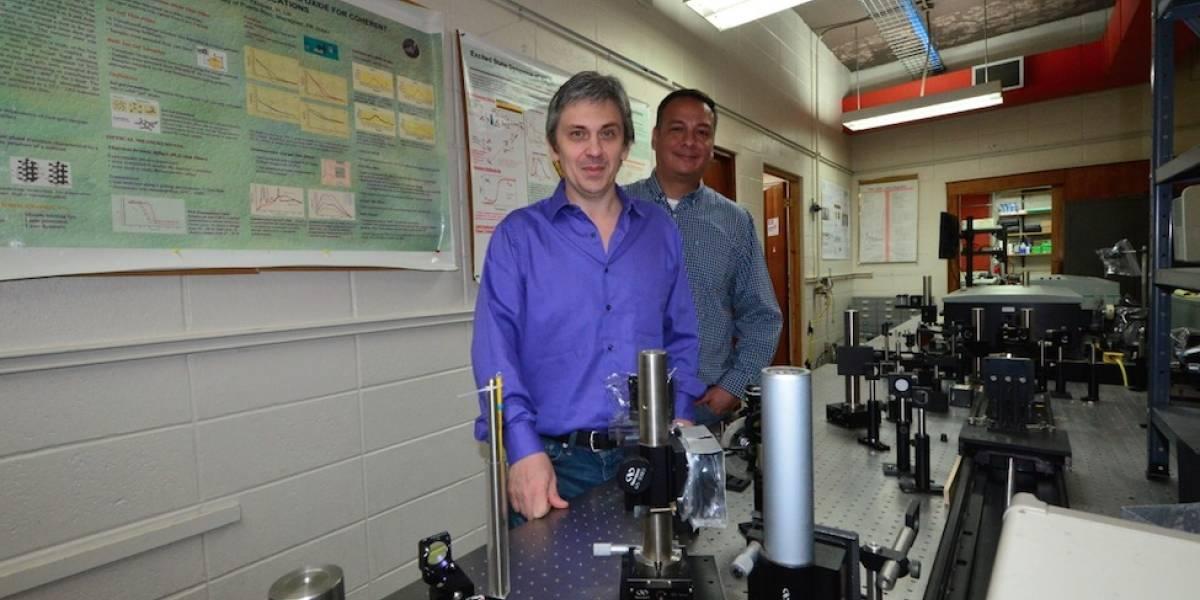 Físicos del RUM reciben subvenciones de la NSF y ARO