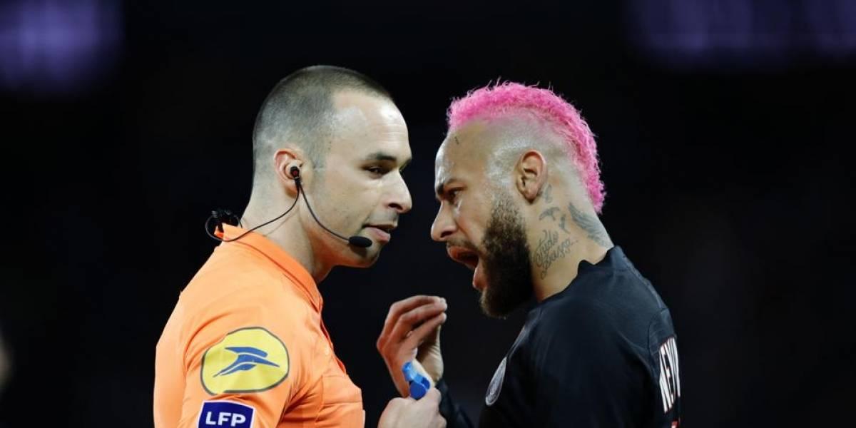 Neymar también puede perderse la eliminatoria de Champions