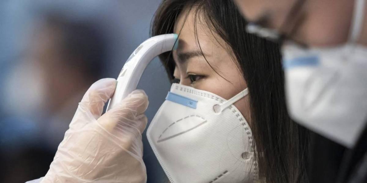 Segundo día consecutivo: bajan los nuevos casos de contagios en China por coronavirus