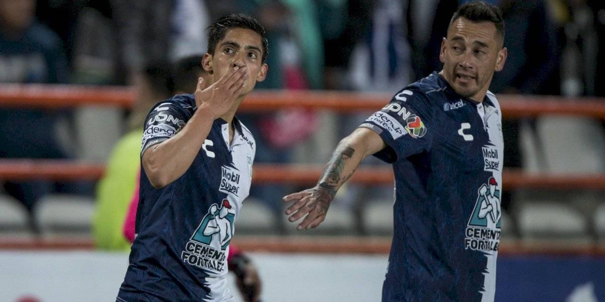 Pachuca consigue su primer triunfo ante Tigres