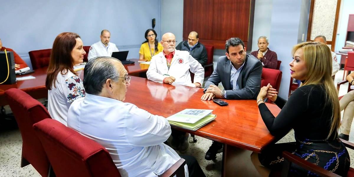 Certifican seguras ante terremoto instalaciones del Hospital de Trauma del Centro Médico