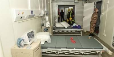 Así es el hospital que China construyó en 10 días para tratar a pacientes con coronavirus