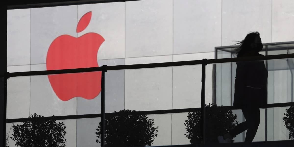 Apple cierra sus 42 tiendas en China continental