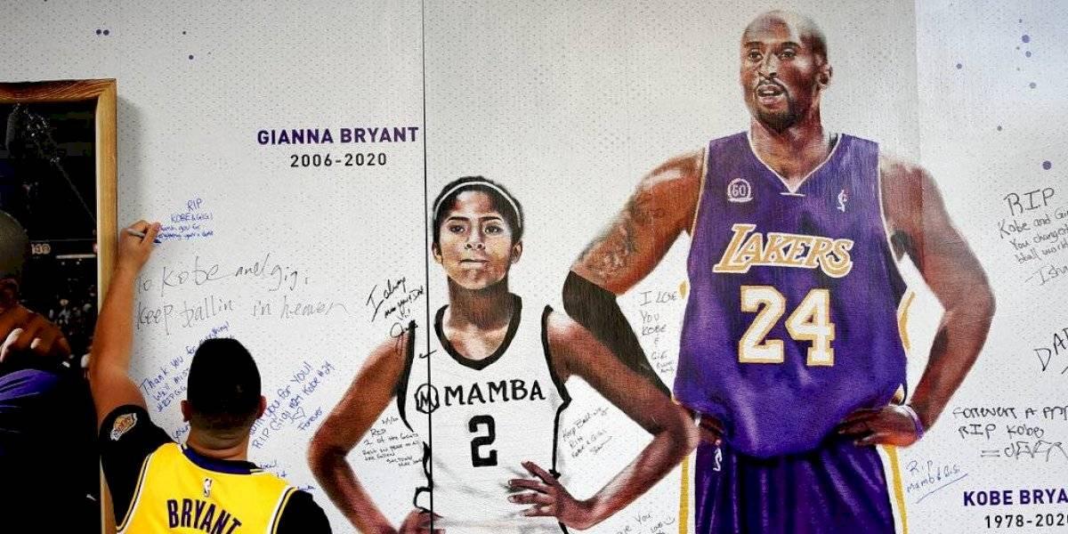 Viuda de Kobe Bryant recordó a su hija con un desgarrador mensaje en redes sociales
