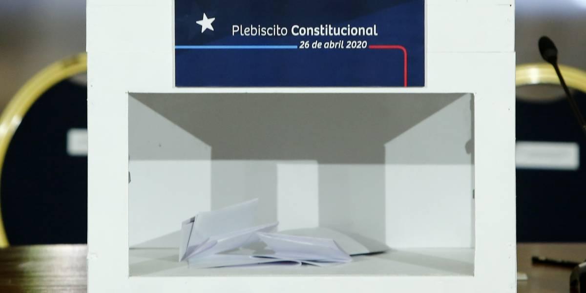 CNTV define orden de apariciones para la franja del plebiscito de abril: parte el rechazo