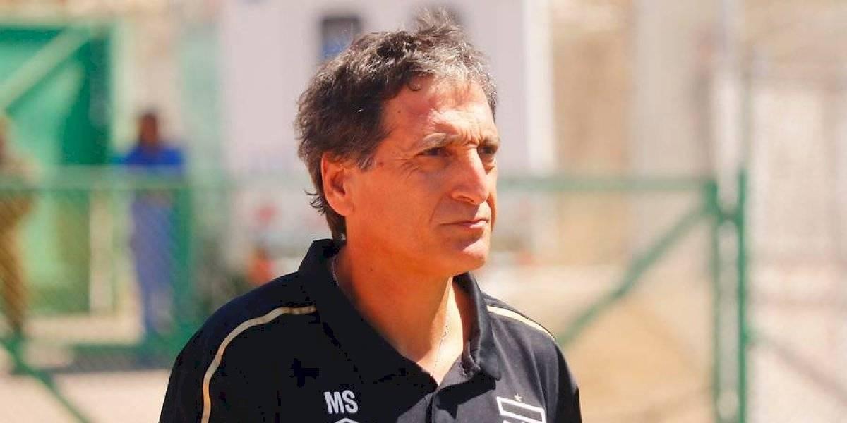 """La autocrítica de Mario Salas tras la derrota Colo Colo ante Cobresal: """"Siento que lo perdimos nosotros"""""""