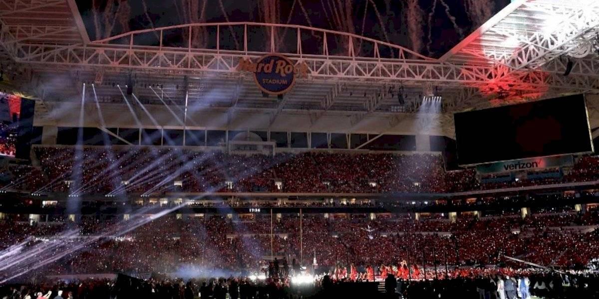 FOTO. ¡Guatemala presente en el Super Bowl LIV!