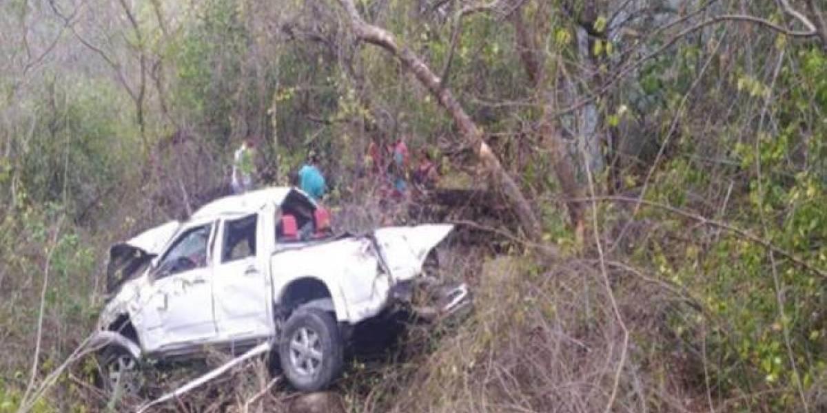 Grave accidente en Santander deja dos niños y un adulto muertos
