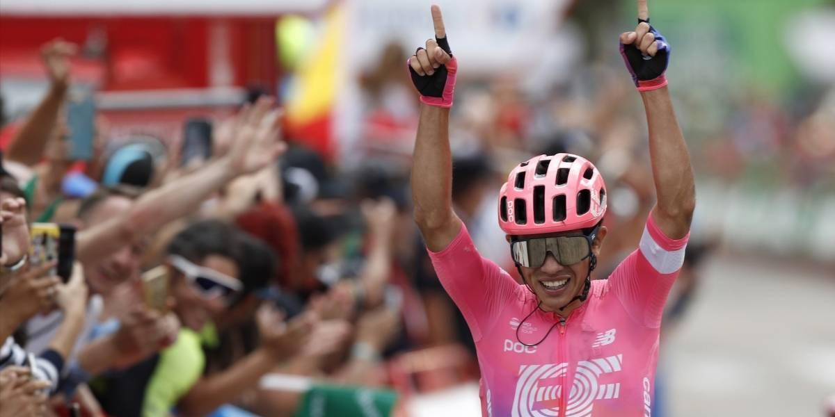 ¡Superó a Egan y Nairo! Sergio Higuita se coronó campeón del Campeonato Nacional de Ruta 2020