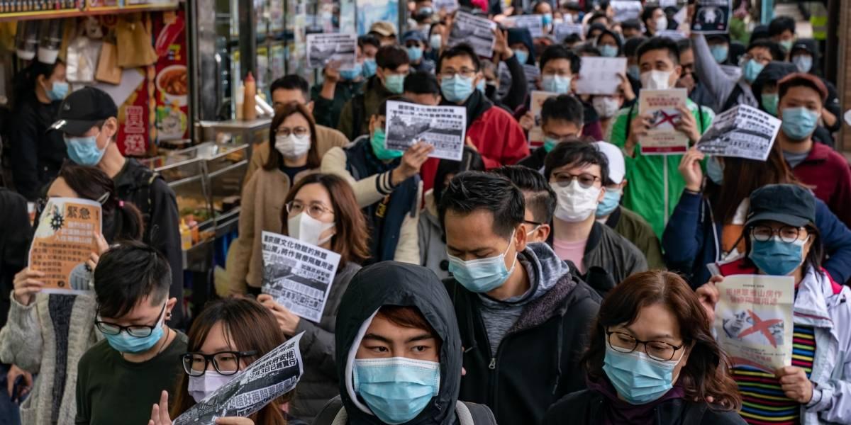 Las estrategias de los deportistas chinos para no contraer coronavirus