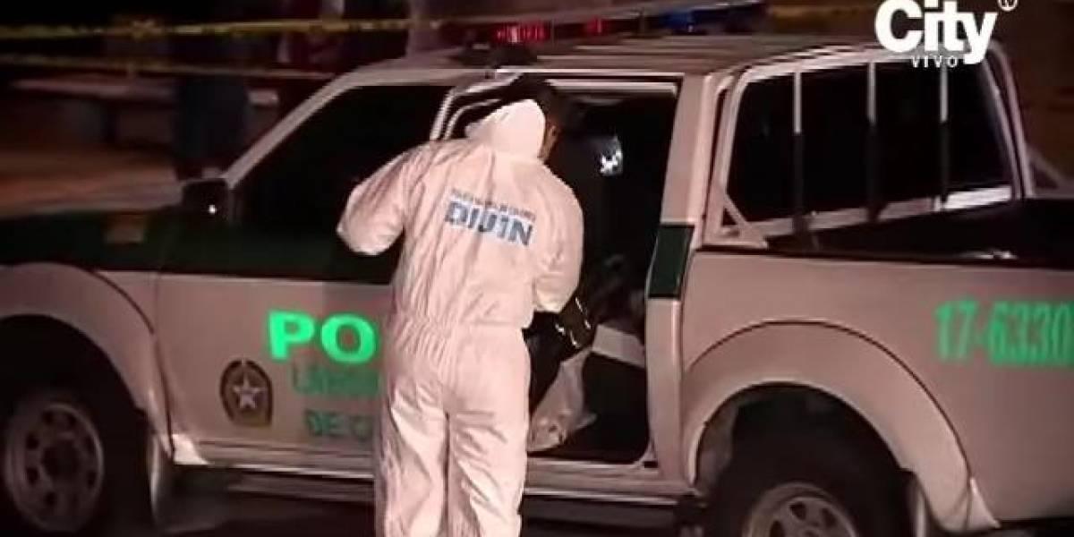 Revelan nuevo video de los tres ladrones abatidos en el norte de Bogotá