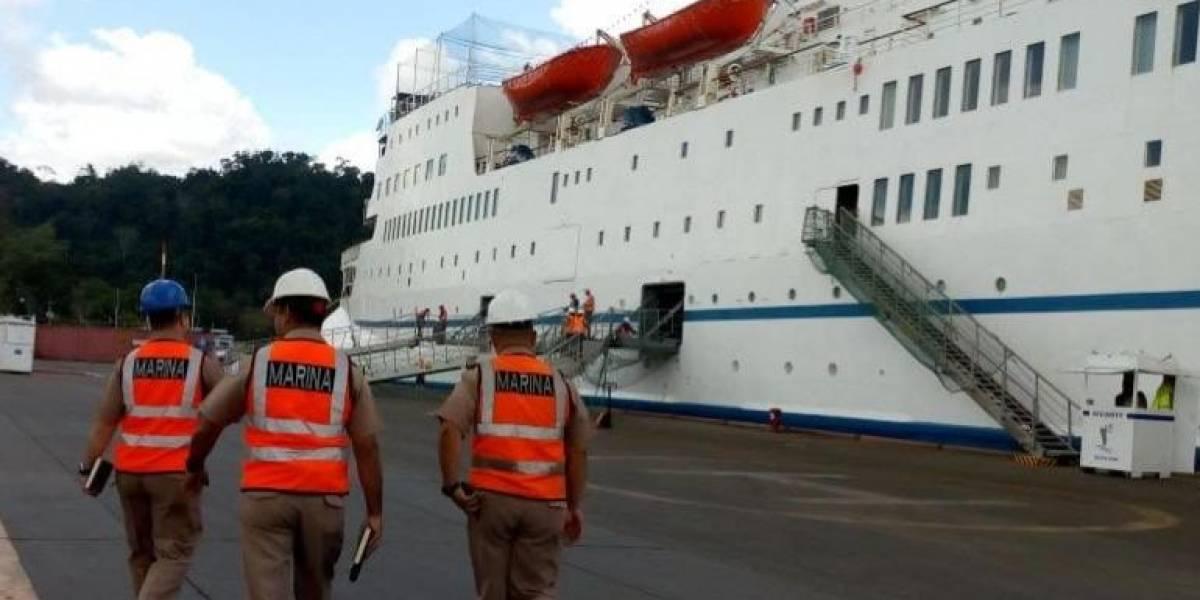 Ejército extrema medidas de seguridad en los puertos por alerta sanitaria