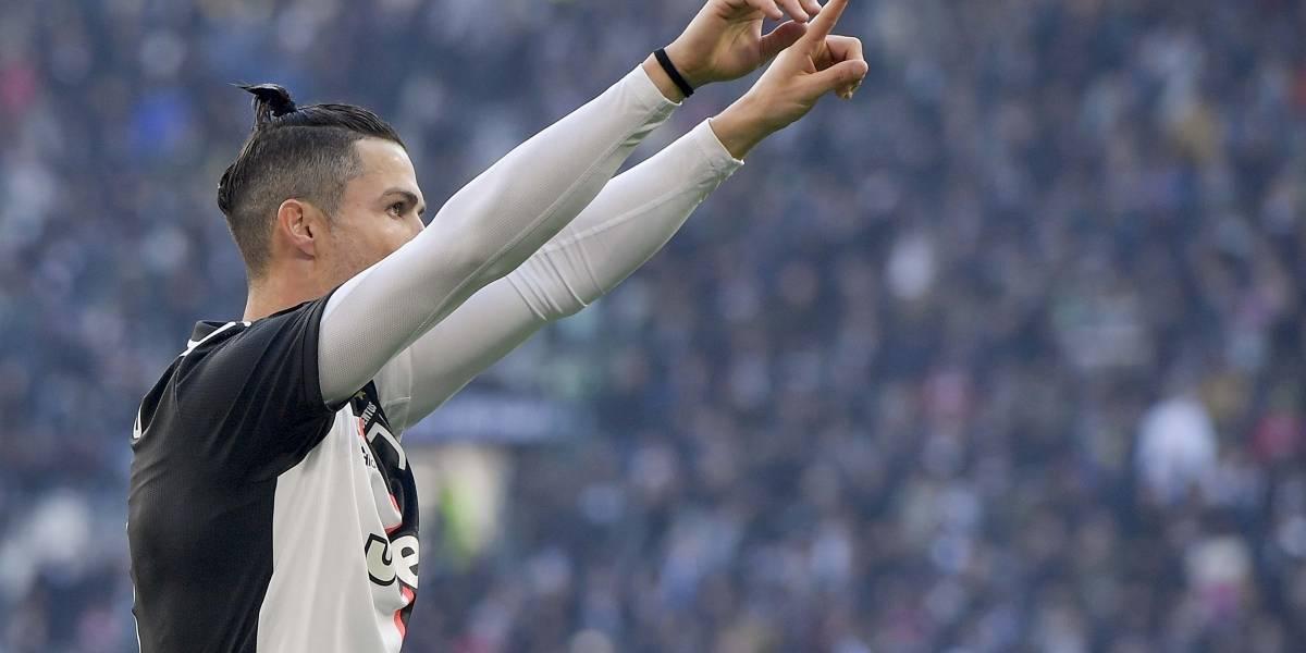 Juventus vs Fiorentina: Esta es la línea de goles de Cristiano Ronaldo en su récord