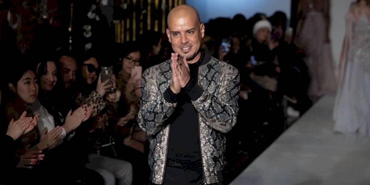 Regresa el diseñador puertorriqueño Elier Aubret al New York Fashion Week