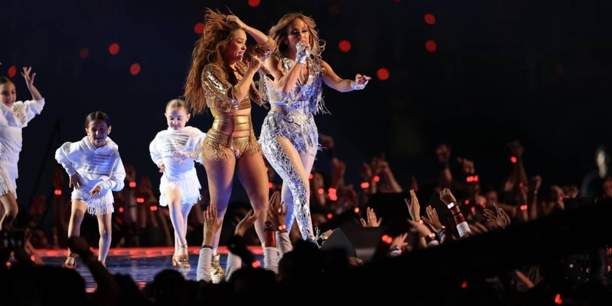 Posiciones divididas tras la presentación de Shakira y Jennifer Lopez en el Super Bowl