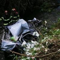 Cuatro fallecidos tras accidente de tránsito en el Quinche