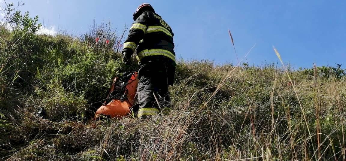 Cuatro fallecidos tras accidente de tránsito en el Quinche Bomberos Quito