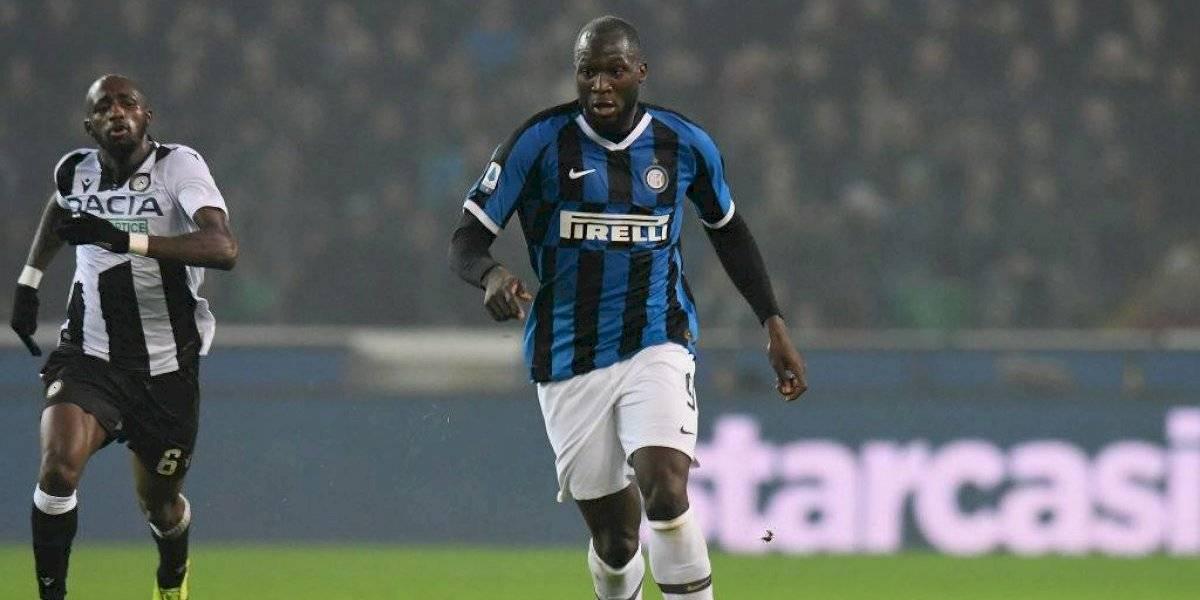 Alexis entró encendido para despertar al Inter y vencer a domicilio al Udinese con doblete de su amigo Lukaku