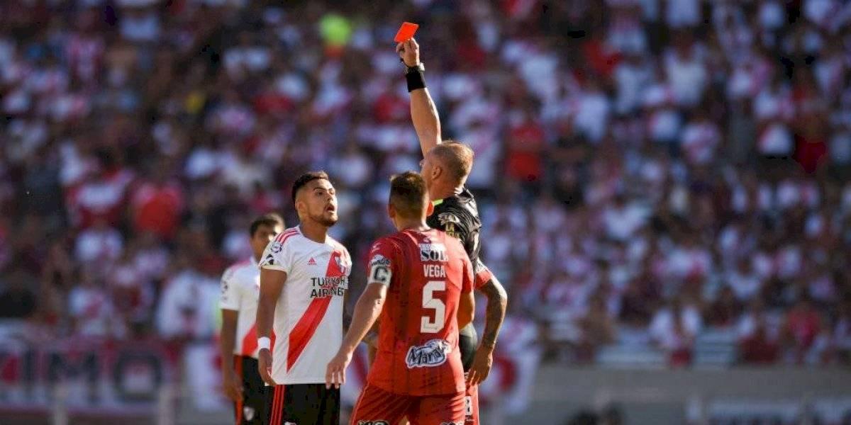 Paulo Díaz fue expulsado: River venció a Central Córdoba y estiró su ventaja en la cima de la Superliga Argentina
