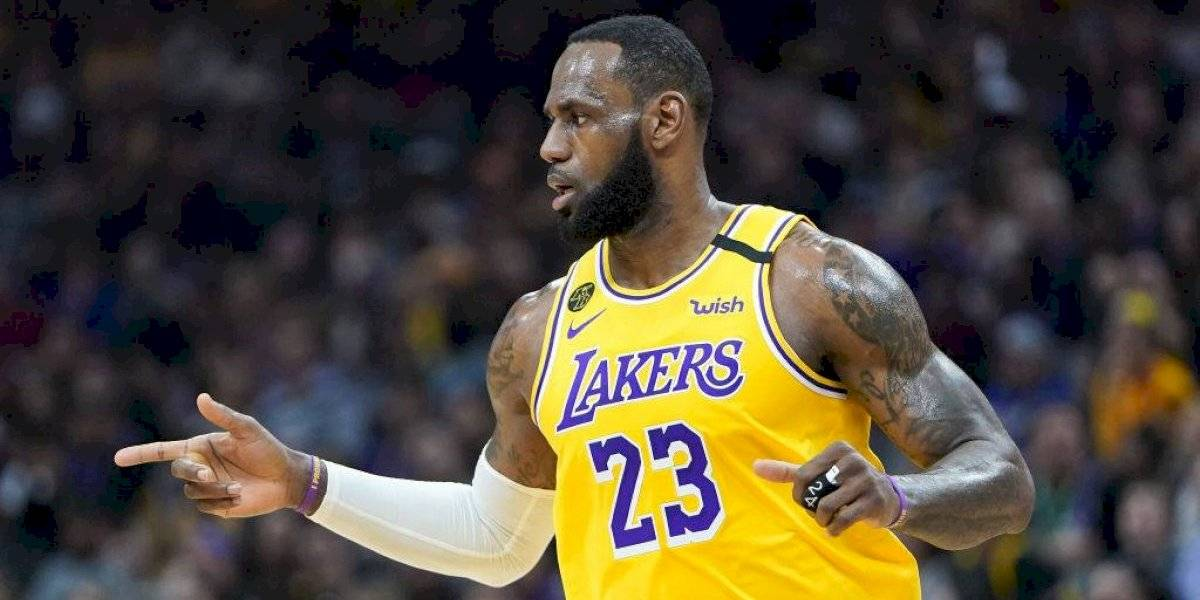 NBA: Los Angeles Lakers lograron un sólido triunfo ante Sacramento Kings y siguen líderes de la Conferencia Oeste