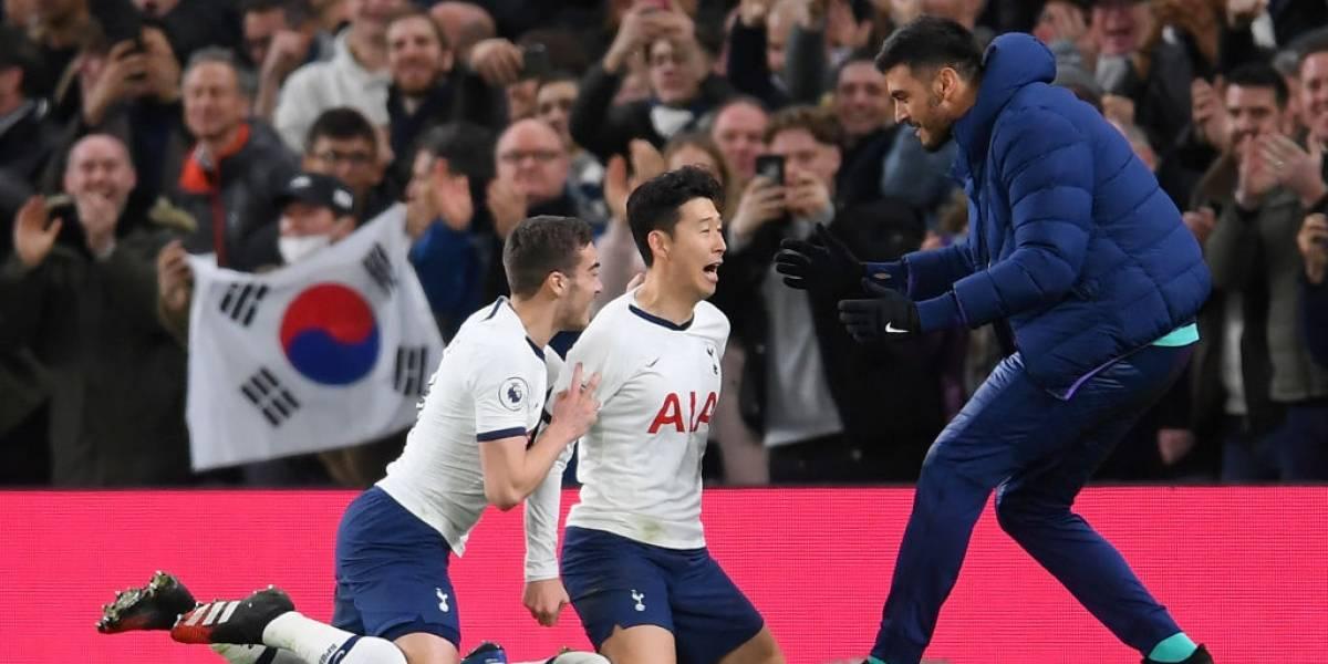 Tottenham de Mourinho vence al City de Guardiola