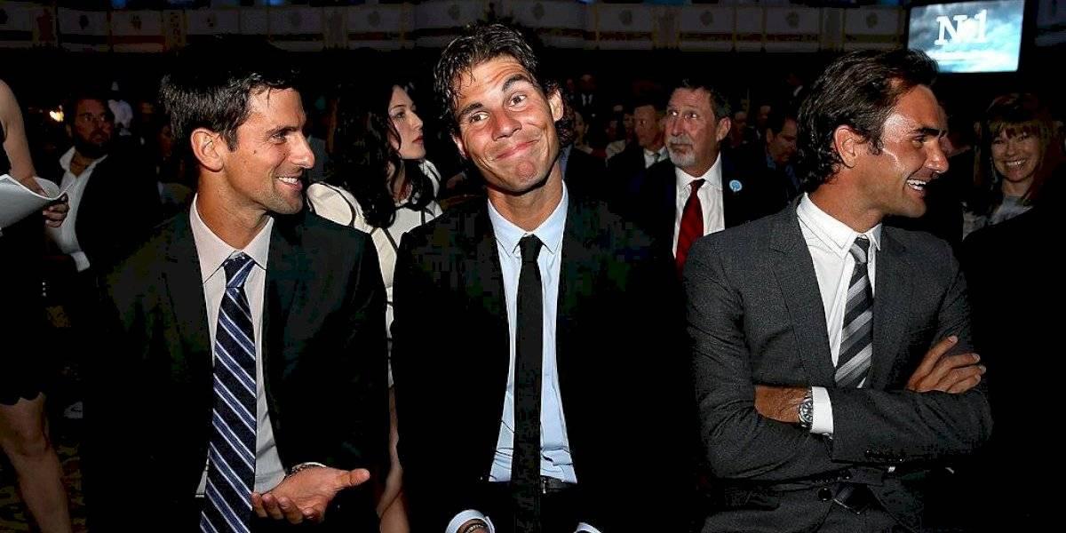 """Nada es imposible... salvo ganarle al Big Three una final de Grand Slam: """"Estos tíos han llevado el tenis a un nivel nuevo"""""""