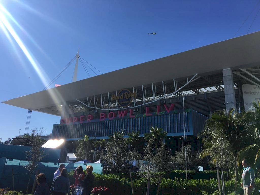 Miami es sede del Super Bowl LIV Sergio Meléndez