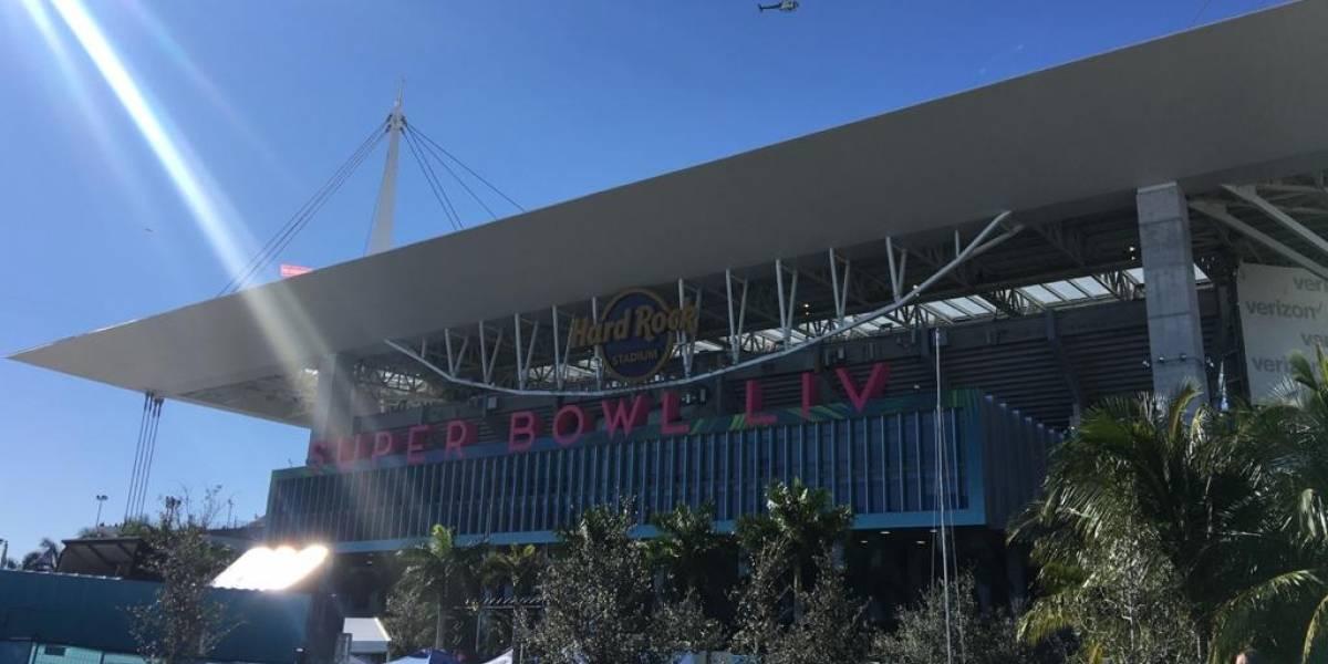 Hard Rock Stadium se convierte en territorio de Chiefs y 49ers