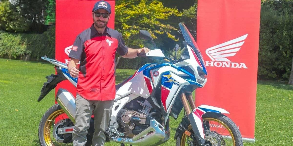 'Chaleco' López ya eligió su moto Honda para el año