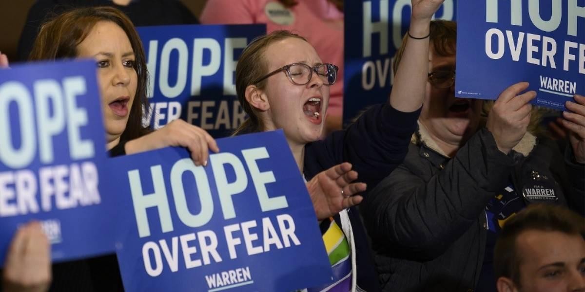 Todo comienza en Iowa: últimas horas antes de las primarias demócratas