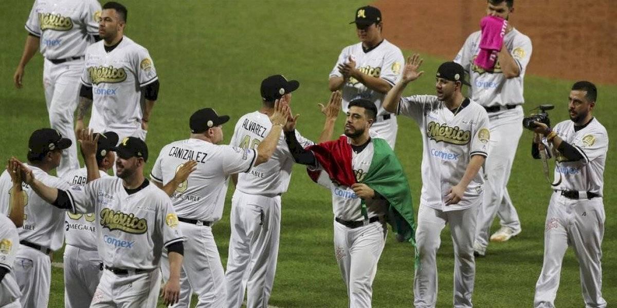 México consigue su primer triunfo en la Serie del Caribe 2020
