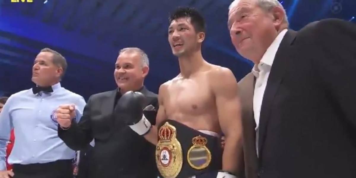 Él es el japonés que retó al 'Canelo' a pelear en mayo