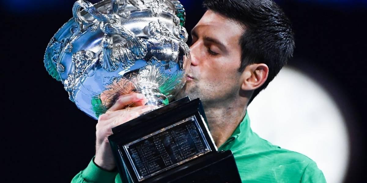 Novak Djokovic se consagra en Melbourne