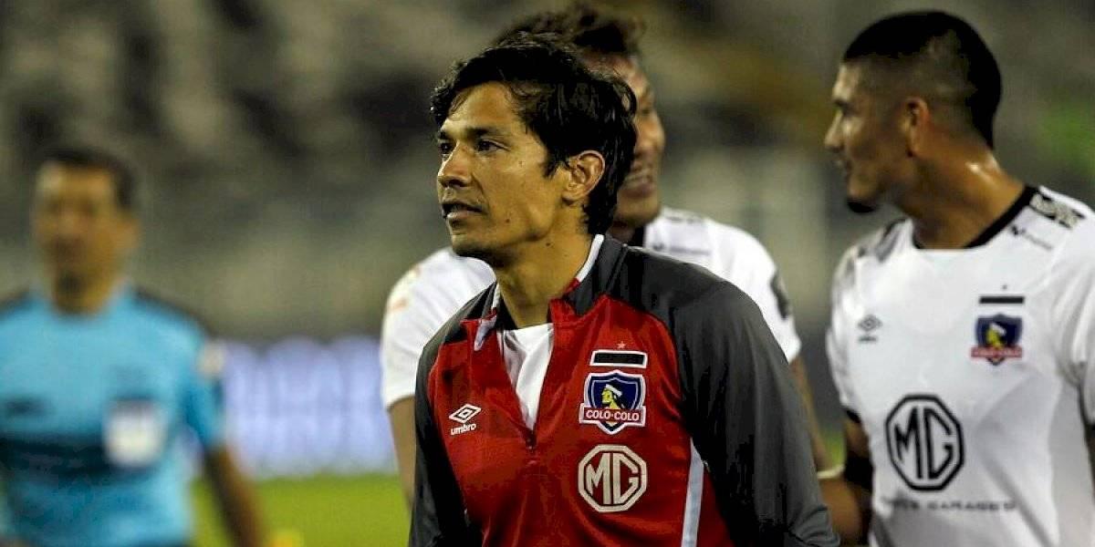 Matías Fernández comenzará desde la banca el duelo entre Colo Colo y Cobresal