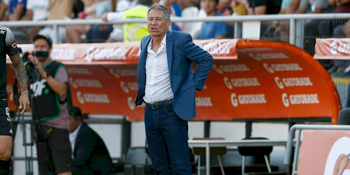 """Ariel Holan y el triunfo de la UC sobre O'Higgins: """"No da para festejar un partido así"""""""