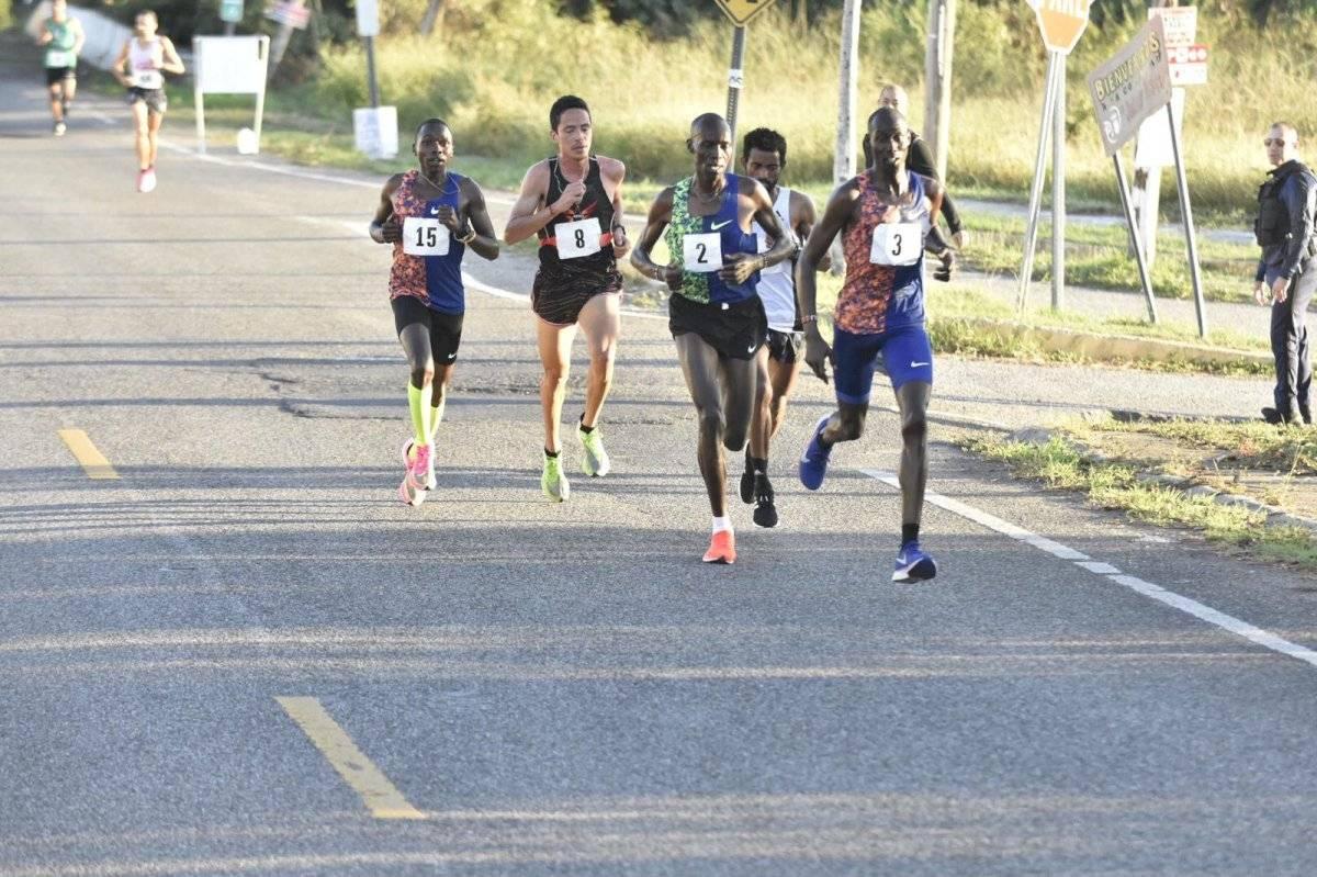 Kenianos se coronan campeones en San Blas