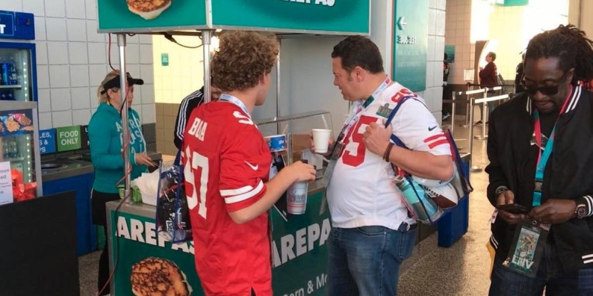 VIDEO: ¿Cuánto cuesta la comida en el Super Bowl LIV?