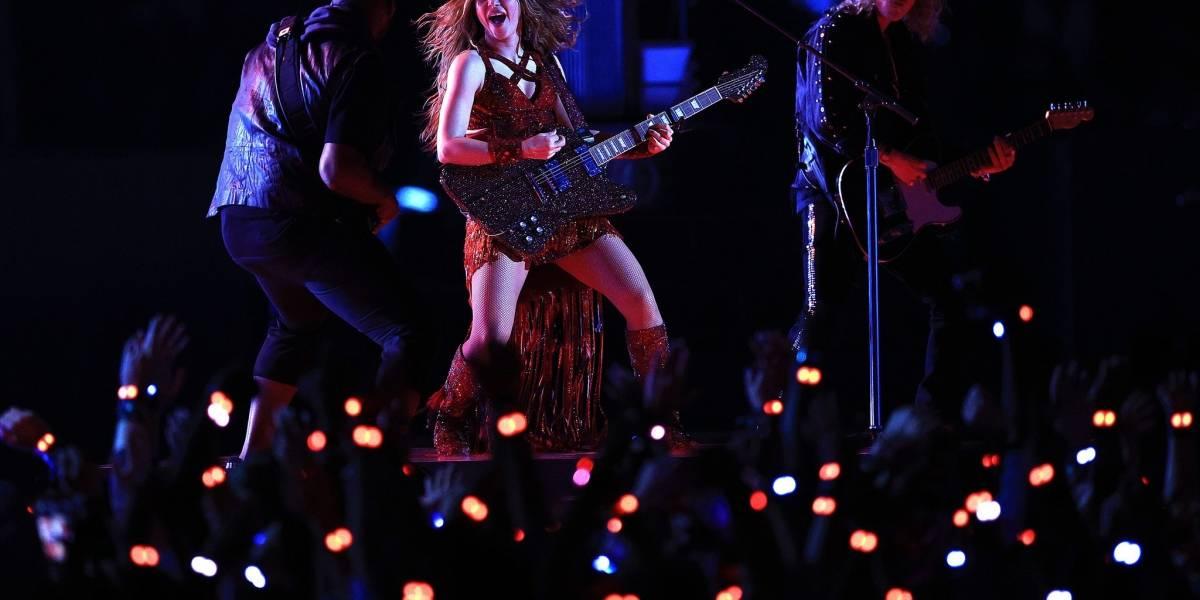 Pornhub y Shakira: se burlan en redes de ESA parte de su presentación del Super Bowl