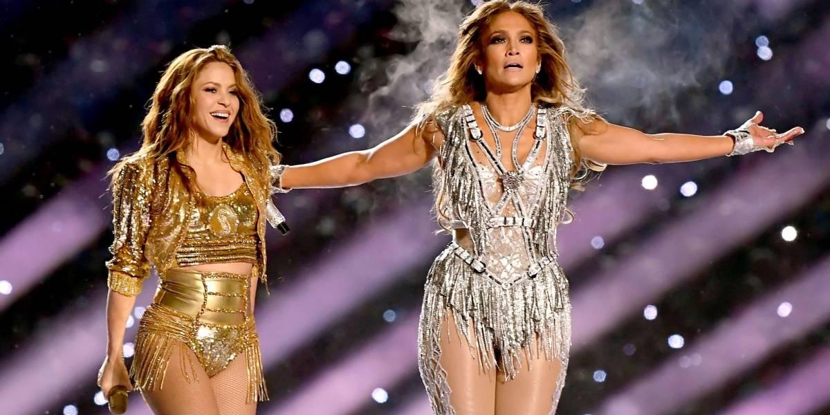 ¿Cuánto cobraron Shakira y Jennifer López por cantar en el Super Bowl?