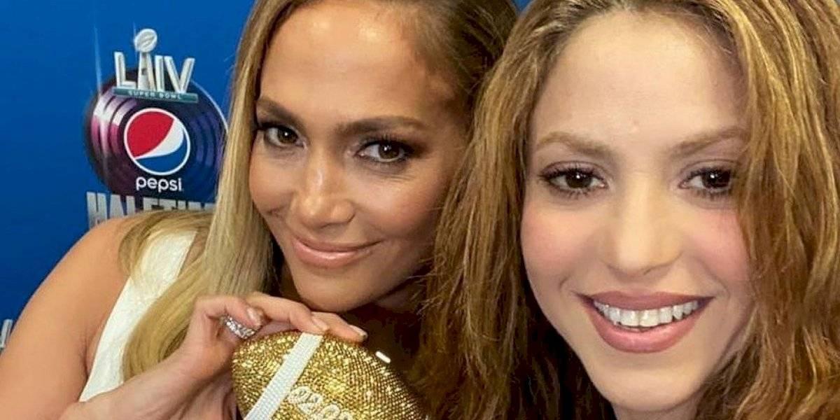 Filtran canciones de Shakira y Jennifer Lopez para el Super Bowl LIV
